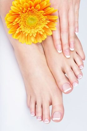 Manicure Pedicure courses at Elite School of Beauty Therapy in Bishops Stortford Hertfordshire