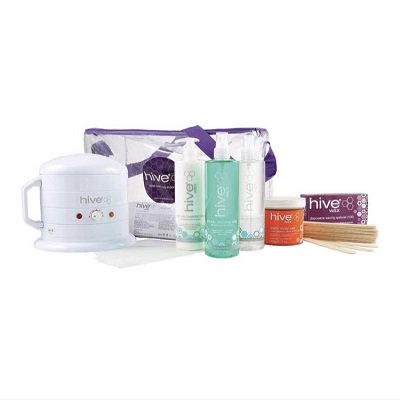 Hive waxing kit, elite beauty school in hertfordshire