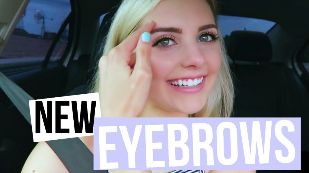 Eyebrow trends to try (and those to avoid!)